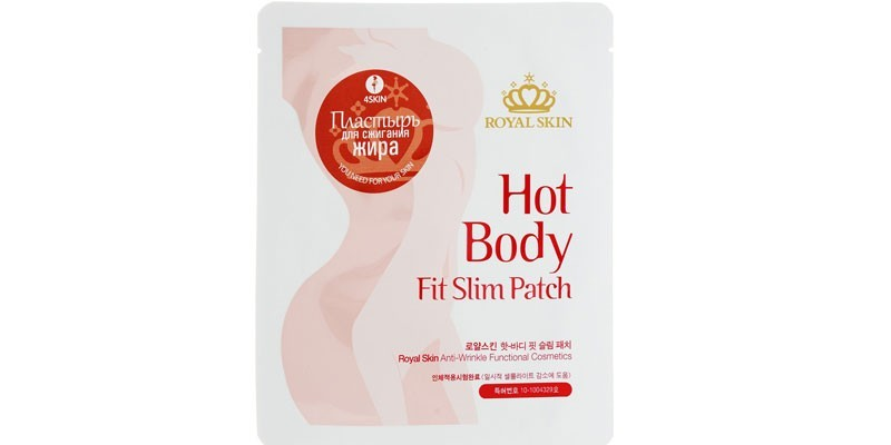 Slim Hot Fitting Patch