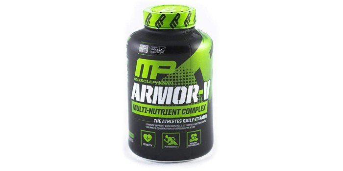 "Muscle Pharm ""Armor-V"""