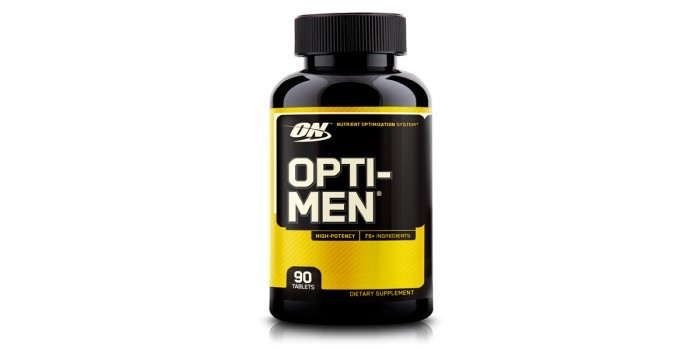 "Optimum Nutrition ""Opti-Men"""