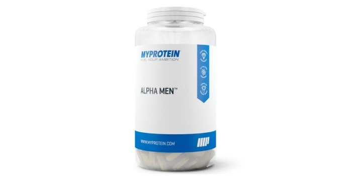 "Myprotein ""Alpha Men"""
