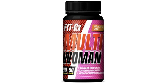 "FIT-Rx ""Multi Women"""