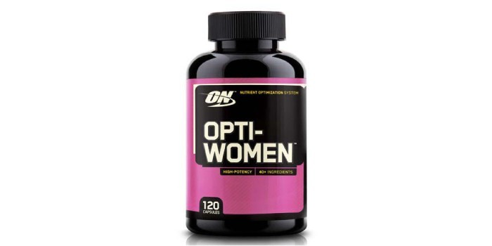 "Optimum Nutrition ""Opti-Women"""